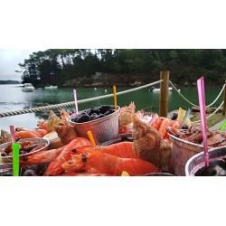 l'assiette du pêcheur